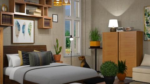 Waiting - Bedroom - by ZuzanaDesign