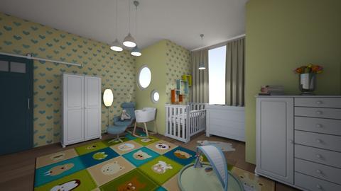 nursery - by Zelena_