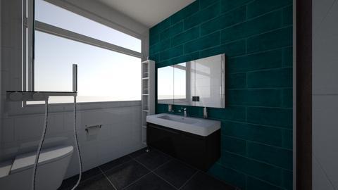 Badkamer 2 - Bathroom - by skivits