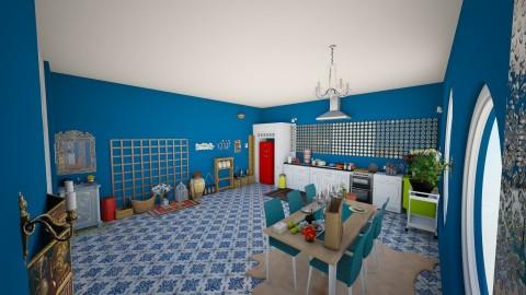 kitchen 11 - Kitchen - by theaphrodite