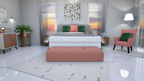 chique bed - Modern - Bedroom - by zayneb_17