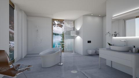 Bathroom - Minimal - Bathroom - by Annathea