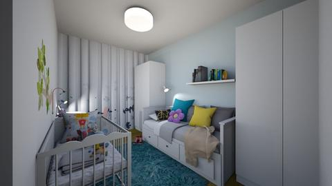 Adrian kids VAR 1Ba1 - Kids room - by anne_3x