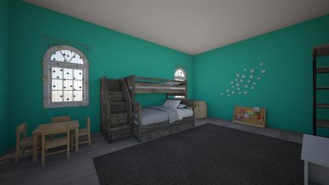 kid - Kids room - by humkehea12