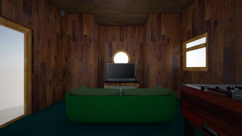 Oak Living Room - Living room - by 7th Grade
