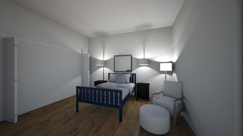 Breller - Bedroom - by came4winters