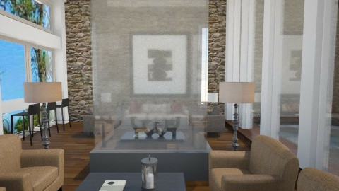 lobby33 - Modern - Garden - by naki1