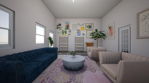 living - Living room - by earthygirl112