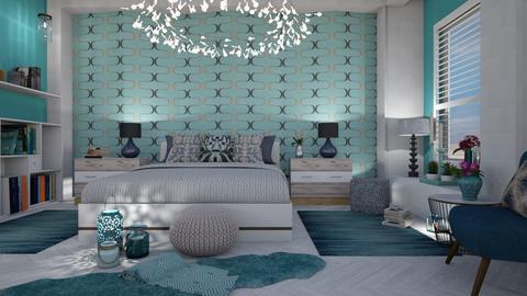 max bedroom - Bedroom - by mari mar