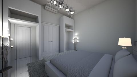 2019 - Modern - Bedroom - by halizanrh