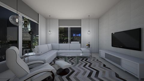 Julianna Raye - Glamour - Bedroom - by Daisy de Arias