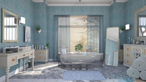 M_Jolie - Bathroom - by milyca8