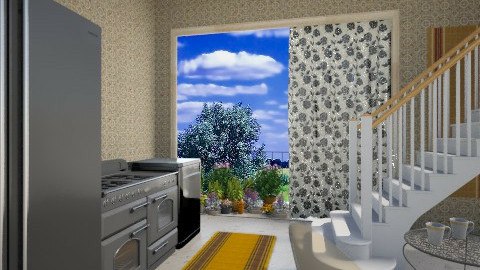 morocon - Classic - Kitchen - by saami