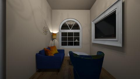 Family Room - Office - by emilyc16