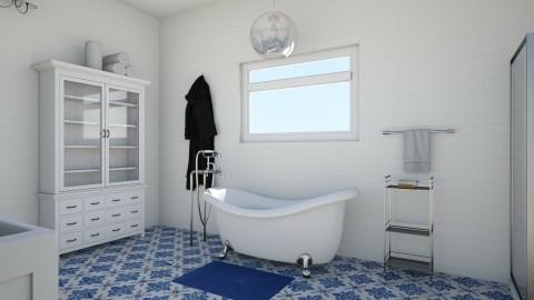 bath 1 - Bathroom - by corbu_cat