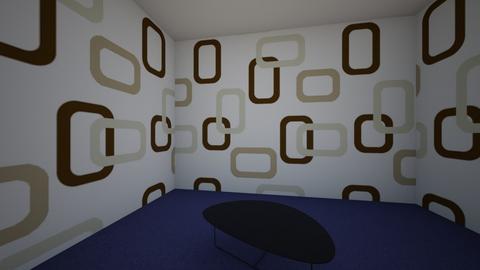 retro - Living room - by bbmilo