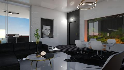 Michelle - Modern - Living room - by carvellak