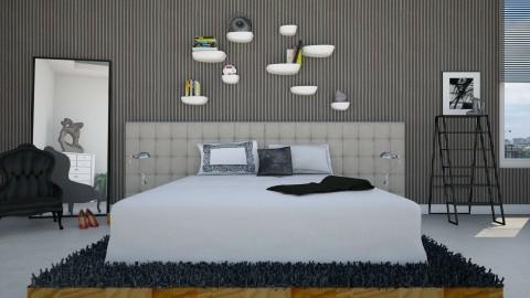 Take a Nap - Modern - Bedroom - by DeborahArmelin