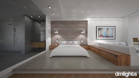 Atlantic Garden - Bedroom - by DMLights-user-982267