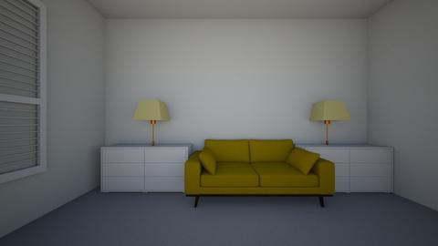 yellow bellow - by edillon