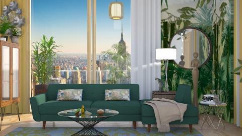 M_ UJL - Living room - by milyca8