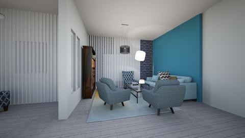 salon3  2095 - Classic - Living room - by tamarstern5