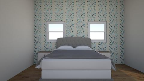 bedroom design 1 - Country - by awhite1
