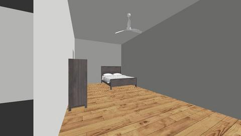 My Bedroom Connor C FACS - Bedroom - by chambec21