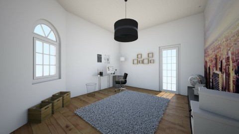 tyohuone - Office - by lumiveistos