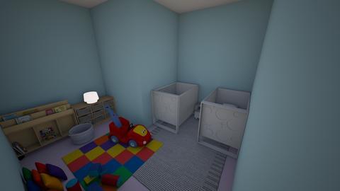 Baby Room - by Galaxy Warrior