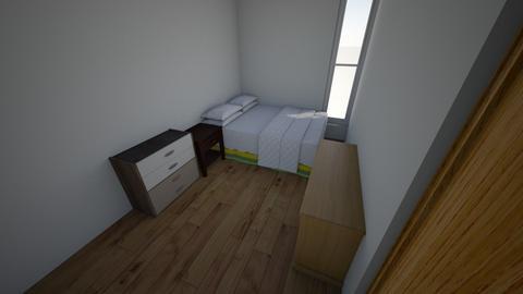bedroom 2 - Bedroom - by awalsh19