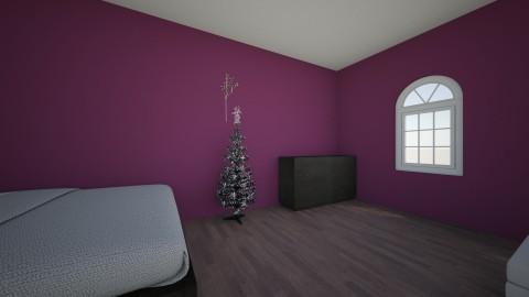book project - Modern - Bedroom - by megansailor