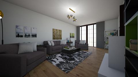 mod - Modern - Living room - by Ritus13