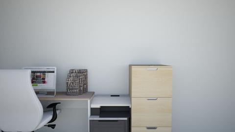 Home office - Modern - Office - by macie06