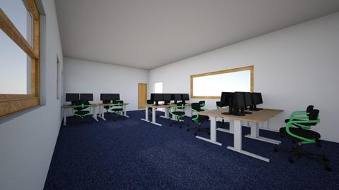 Sales room version 2 - Office - by mbattley