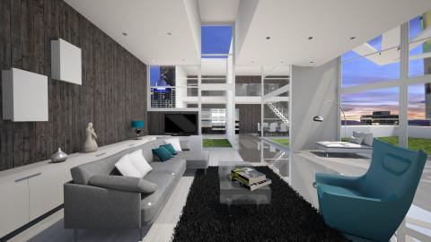 sliced - Modern - Living room - by Senia N