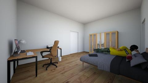 Guillem - Bedroom - by JklAcer