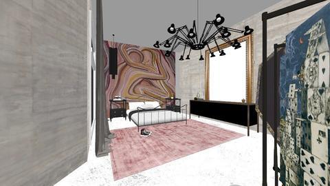 plan etaj 3 - by Alexandra Zane