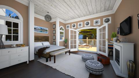 presley - Bedroom - by carli1504