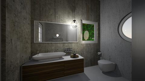 banheiro - by laurport