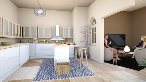 kitchen - Kitchen - by AnxhelaN