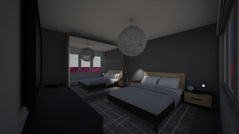 Appartement Kevin  - Bedroom - by Shuu Dark
