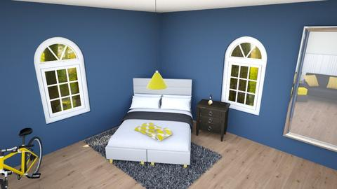 ARTISAN FLOORING template - Bedroom - by T_A_D