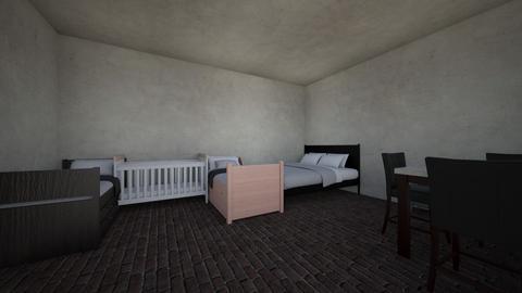posh bunker - Rustic - by daisymaeparkinson