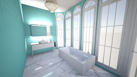 bird bathrrom - Bathroom - by rhiannonmechelle