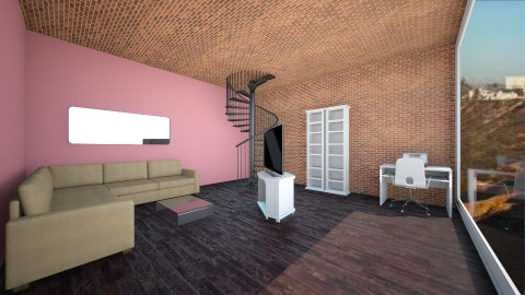 sian and najias room1 - Living room - by najiwoo61