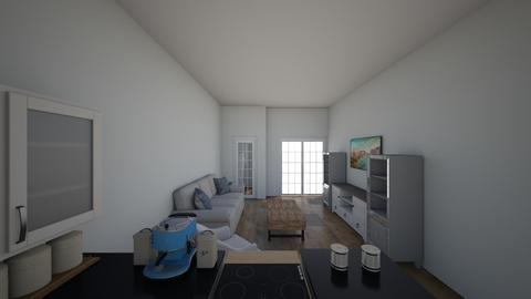 b4 - Living room - by Niva T