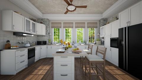 Homemade Preserves - Kitchen - by Violetta V
