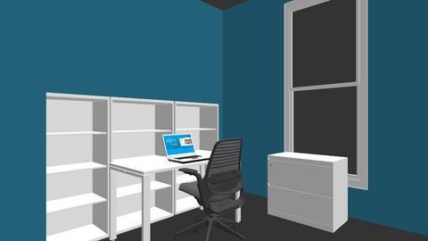 Tom  office - Office - by LarryK543
