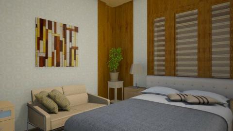 A Bedroom D - by saniya123